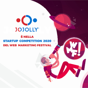 Web Marketing Festival, JoJolly nella startup competition 2020 - JoJolly